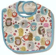 Funkie Baby - Hedgehog Bib - Boutique Baby - (Powered by CubeCart)