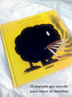 La Gallina Pintadita: Juan Alquitrán. Cuento de niños para padres fumadores