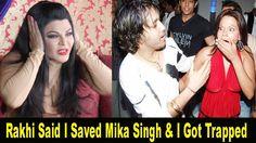 Rakhi Sawant & Mika Singh Issue Came Again