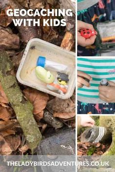 Geocaching with kids, how our kids grew to love family walks. Find my top tips on geocaching for beginners. Winter Outdoor Activities, Autumn Activities For Kids, Family Activities, Toddler Activities, Nature Activities, Toddler Play, Spring Activities, Learning Activities, Preschool Activities