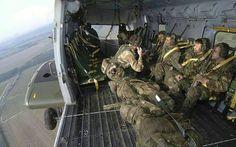 British Pathfinders - 16 Air Assault Brigade