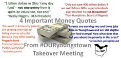 #OURyoungstown because state take-over is a scam! .@JohnKasich do NOT sign HB70! .@OhioBATs .@OhioEA