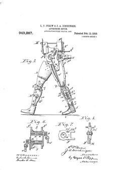 cyberneticzoo.com » Blog Archive » 1894-1914 – Electric Man – Perew – (American)