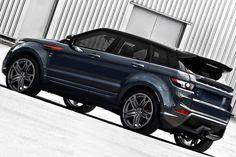 Range Rover Evoque RS250 Dark Tungsten Metallic Edition