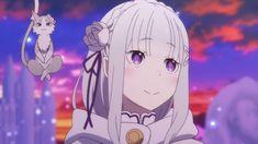 Re Zero Wallpaper, Laptop Wallpaper, Eden Girl, Emilia, Kawaii Anime Girl, Anime Girls, Cute Anime Pics, Best Waifu, Jojo Bizzare Adventure