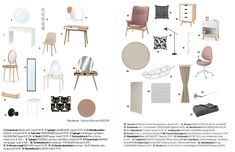 Shop the Look www. Kids Room, Wordpress, Shop, Design, Basic Colors, Dusty Pink, Paint For Walls, Sheer Curtains, Nice Asses