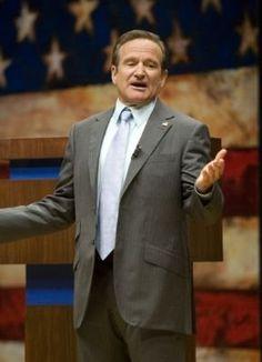 Robin Williams. A great man