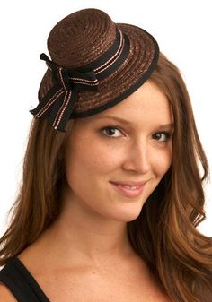 2. Hats in the Belfry Fascinator - 7 Pretty Fascinators ... | All Women Stalk