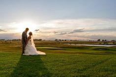 Beautiful Views for a wedding at Todd Creek Golf Club in Thornton, Colorado.