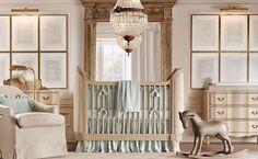Dormitorios de lujo para beb�s