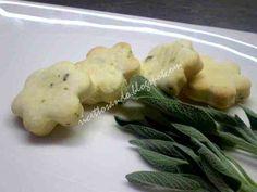 Biscotti alla salvia salati (liguria)