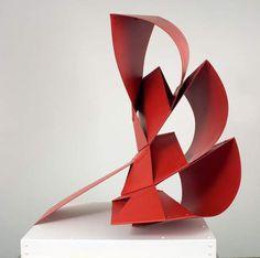 Edgar Negret, Navegante, escultor Colombiano. 1965