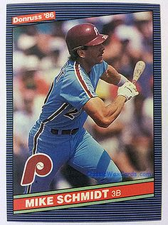 32 Best 1986 Donruss Baseball Cards Images In 2016