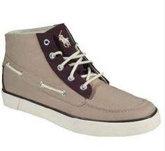 Polo Ralph Lauren Men's High-Top 1003 Shoes