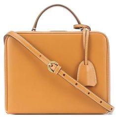 fc2f0a4c34 Mark Cross Grace Small Box shoulder bag