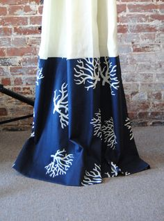 MBR drapes?  (coral, not navy)