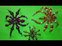 DIY Fabulous Bead Spider