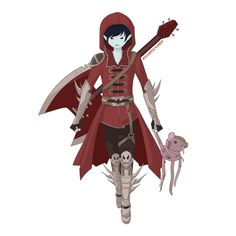 Steampunk Adventure Time! - Marshall Lee