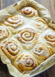 Quick Cinnamon Buns (18 of 23)