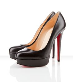 Christian Louboutin's, I want to own just one pair!!