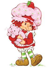 Strawberry Shortcake 11 Children's Characters With Questionable Makeovers Strawberry Shortcake Cartoon, Cartoon Pics, Cartoon Characters, Fictional Characters, Rainbow Brite, Kid Character, American Greetings, Holly Hobbie, Sarah Kay