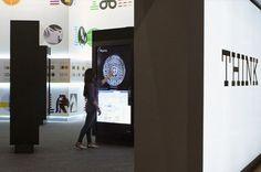 IBM think exhibit - Google Search