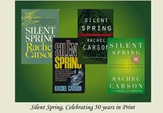 The Life and Legacy of Rachel Carson, author of Silent Spring. | Biologist, Writer, Ecologist