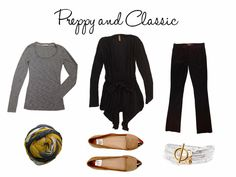 Every Style: Wrap Sweater, Preppy and Classic