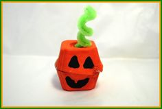 Fun kids Halloween crafts to give to classmates or friends filled with treats!