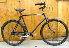 Creme Caferacer Mens 7 Speed