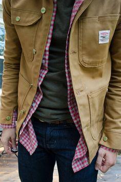 Pointer Chore Coat