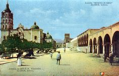 Fotos de Alamos, Sonora, México: Avenida Benito Juárez