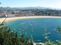 A piece of my heart was left there - San Sebastian, Spain