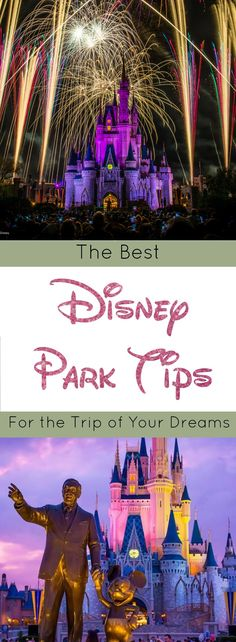 This girl has some GREAT tips for Disneyland and Disney World! | Check out this awesome Disney Parks guide for your next Disney trip vacation!