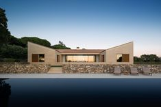 John Pawson . Detached Houses . St Tropez  (0)