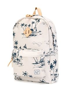Herschel Supply Co. Zippered Leather Backpack Herschel Supply Co. Stylish Backpacks, Cute Backpacks, Girl Backpacks, School Backpacks, Herschel Supply Co, Vans Backpack, Backpack Bags, Leather Backpack, Leather Briefcase