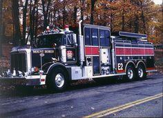 Beautiful Fire Truck.