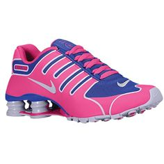 Nike Shox NZ - Women s Selected Style  Hyper Blue Pink Force Pure Violet 6db8a5616