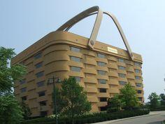 The Longaberger Company headquarters, Newark, OH.