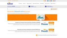 Euroval renueva su web de valoración online