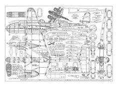 Handley Page Hampden - plan thumbnail