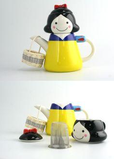 snow white tea!