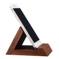 Wooden Easel, Wooden Art, Wooden Decor, Woodworking Projects That Sell, Diy Woodworking, Diy Phone Stand, Wood Phone Holder, Wooden Pattern, Home Design Software