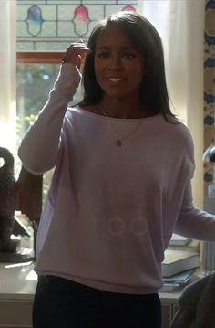 Michaela Pratt in How To Get Away With Murder S02E01