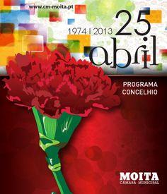 Programa Concelhia - 25 de abril  12 de abril a 1 de maio de 2013