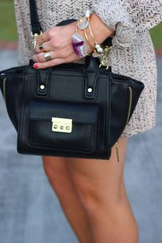 Philip lim target bag- @Austin Vanesa Have you seen this IRL? It's so so nice!