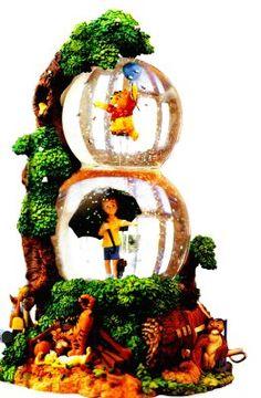Pooh double globe