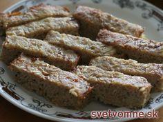 Fašírka z domácej pekárničky Meatloaf, Banana Bread, French Toast, Breakfast, Desserts, Food, Bread Baking, Meat, Meat Loaf