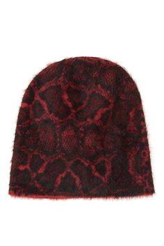 9 Beanie Hats to Top Off Your Winter Look: Topshop hat, $36, topshop.com.