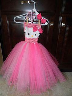 hello kitty tutu halloween costume by ericabilezikjian on etsy - Halloween Hello Kitty Costume